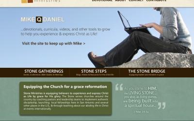 Stone Ministry Website