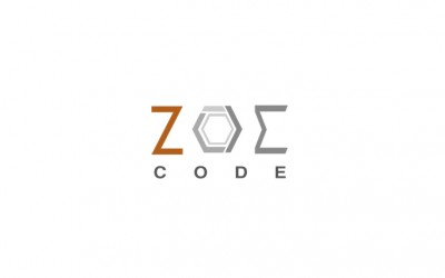 Zoe Code Logo Design