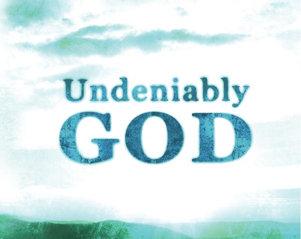 Glenn Green - Undeniably God Cover Art